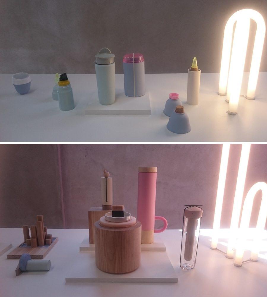 Aimee Bollu - New Designers 2016 One Year On exhibitors - at Milan Design Week