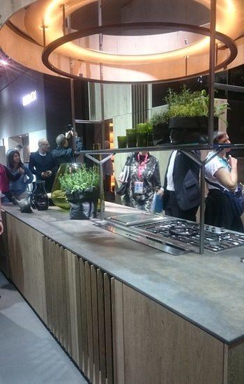 Kitchen design at Milan Design Week