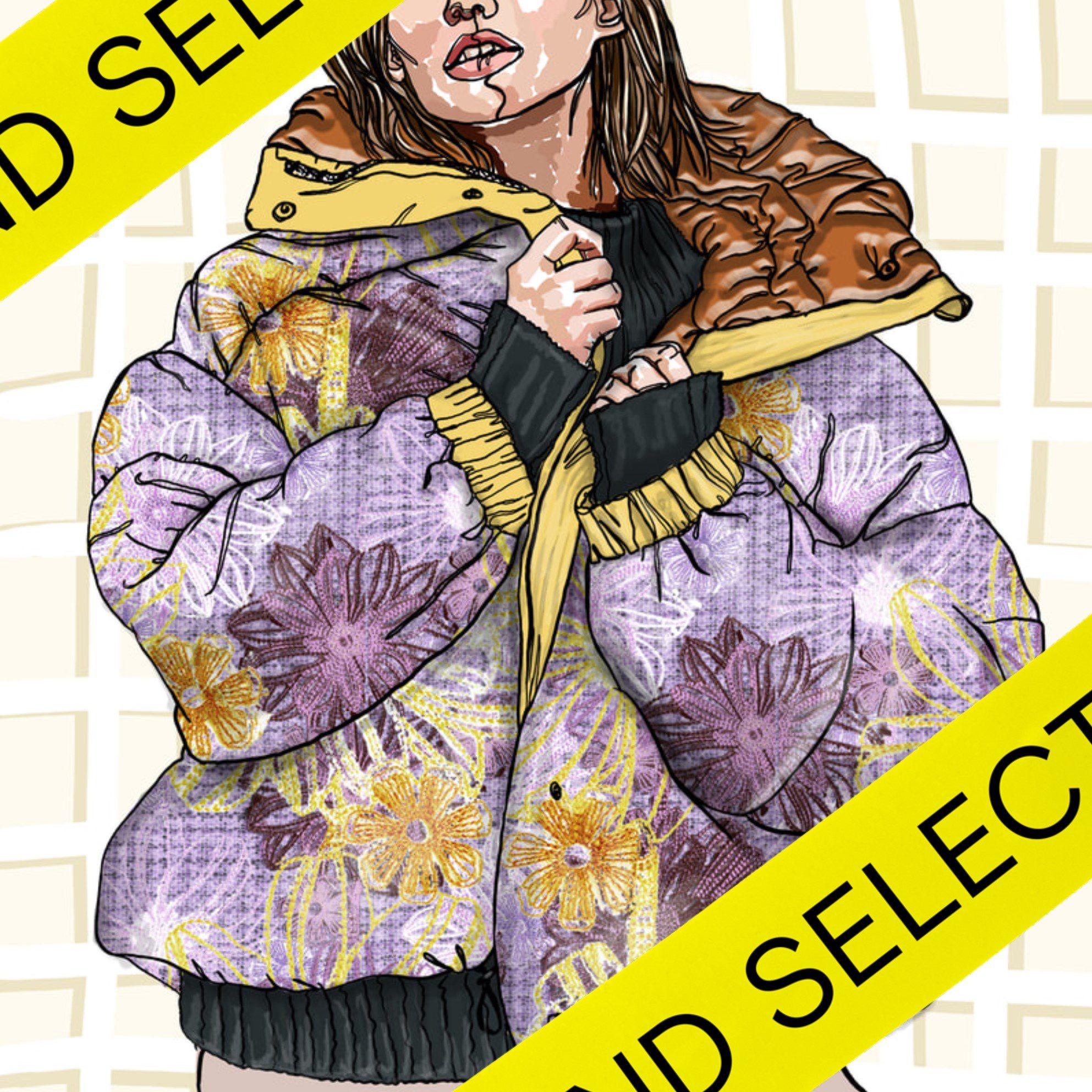 79. Kate Landsbert BA (Hons) Textiles Design Nottingham Trent University