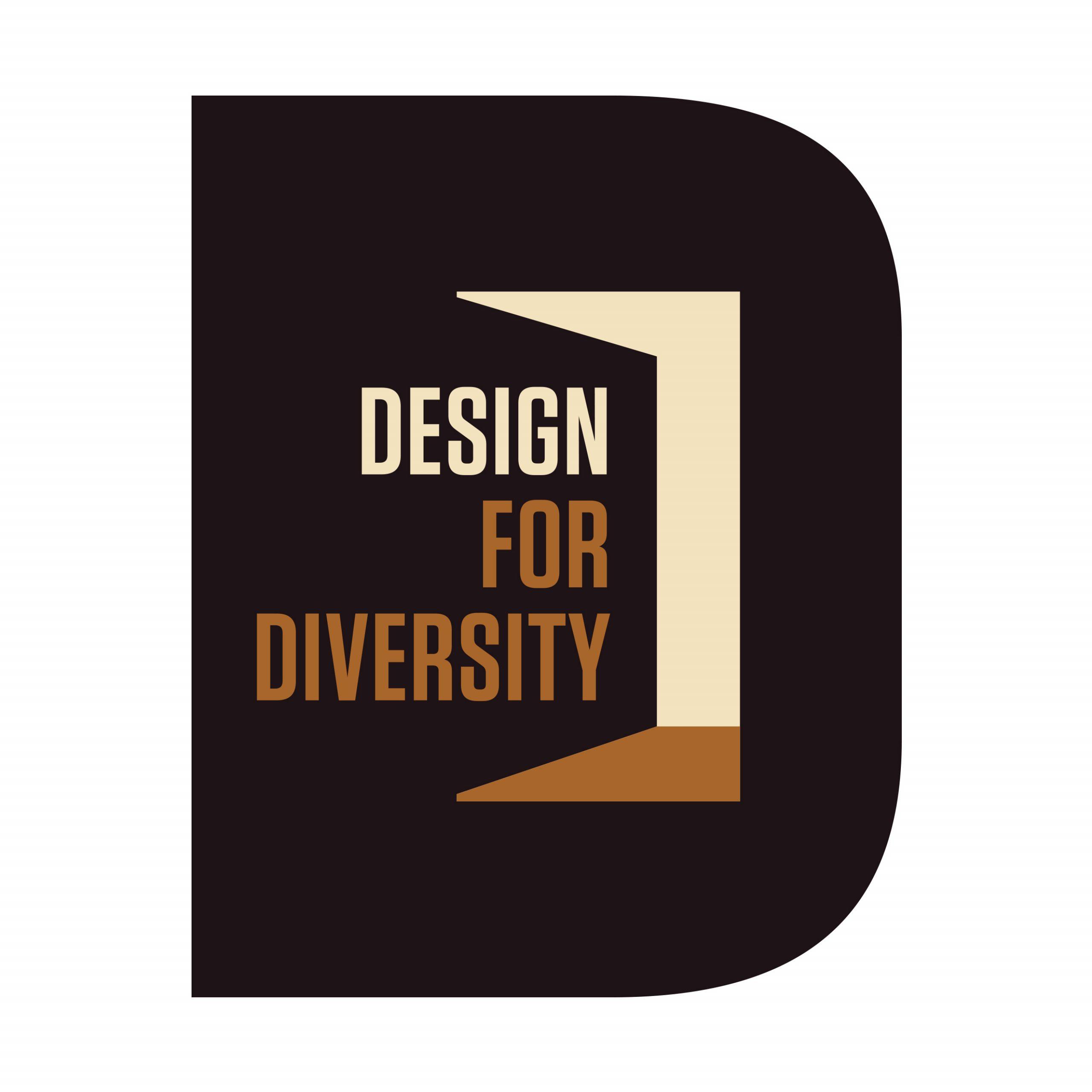 Design for Diversity Final Logo Screen