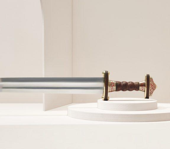 Anglo-Saxon Sword