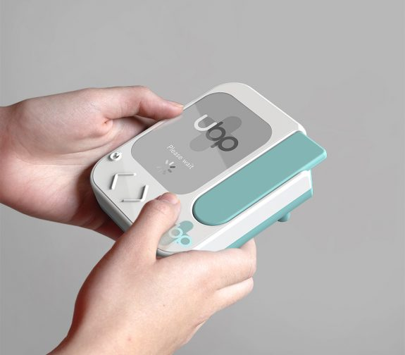 A pre-treatment self-testing device for cancer patients.