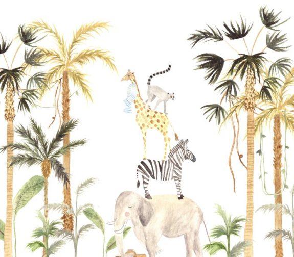 Whimsical Jungle