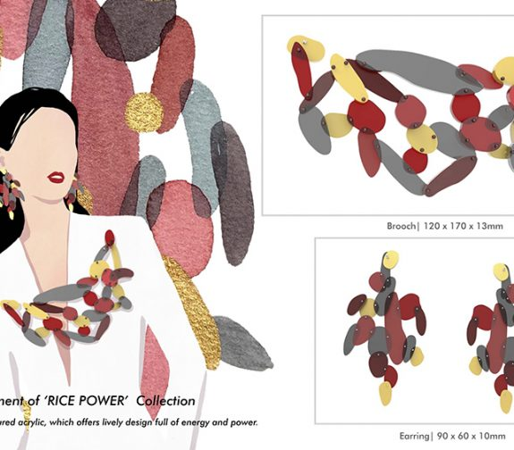 Rice Power Collection