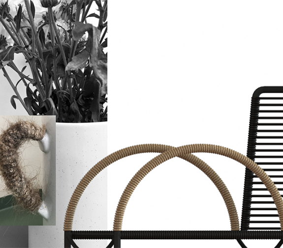 Hair-Raising : The Lock Chair