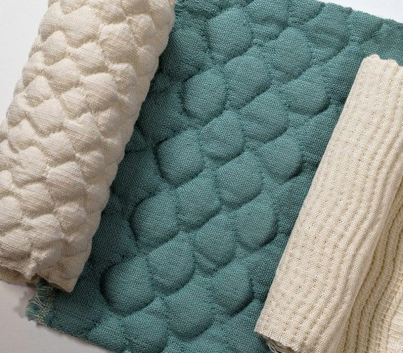Intangible Craft: Woven Quilting
