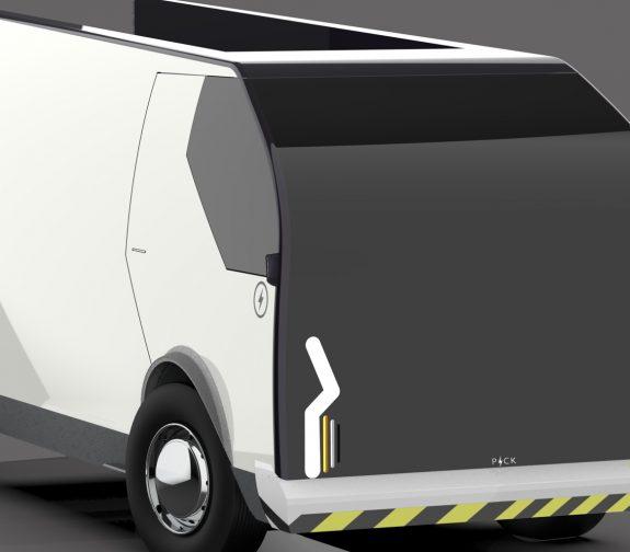 Pick - autonomous waste collection vehicle