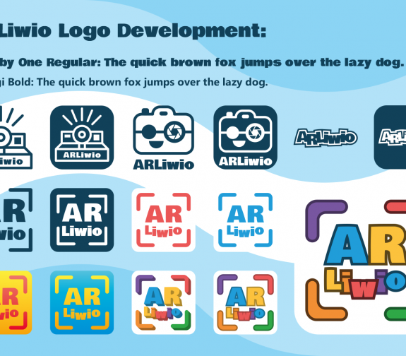 ARLiwio Logo Development