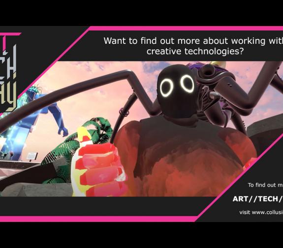 Art Tech Play (Collusion)
