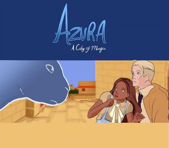 AZURA a City of Magic