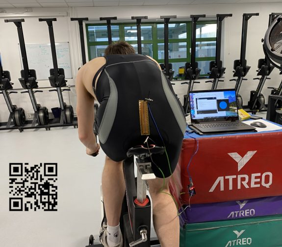 Cyclist Posture Aid