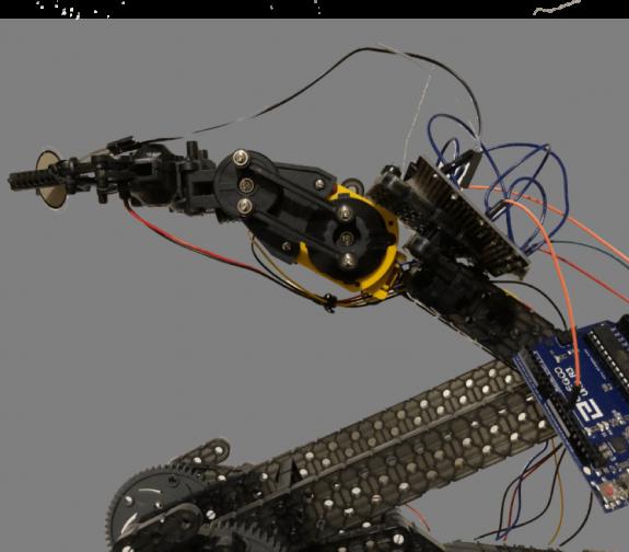 Learning Robotics in Medicine