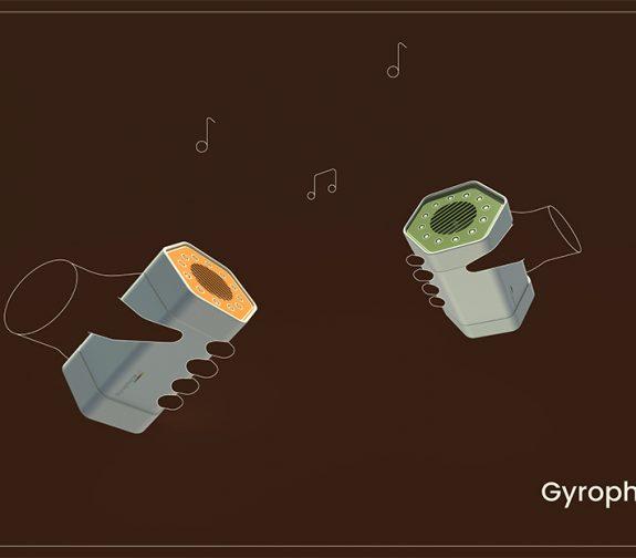 Gyrophone v.1