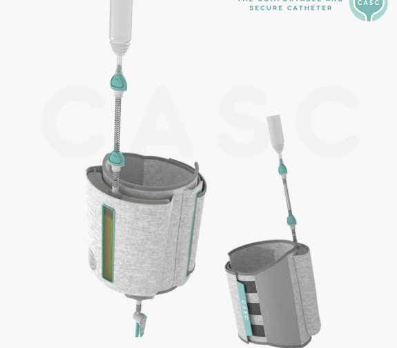 CASC; The Secure and Comfortable Catheter