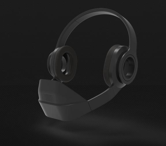 Non-intrusive, sound reduction device
