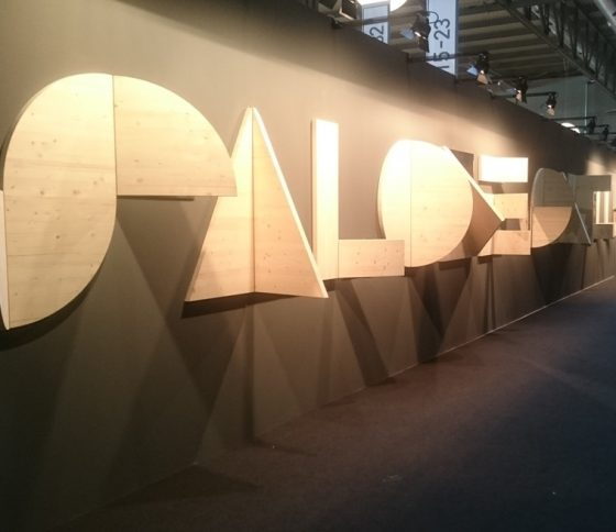 Emerging design at Salone Satellite