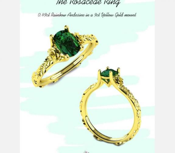 Rosaceae Ring