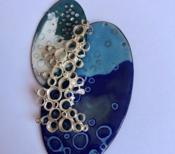 Brooch Composition