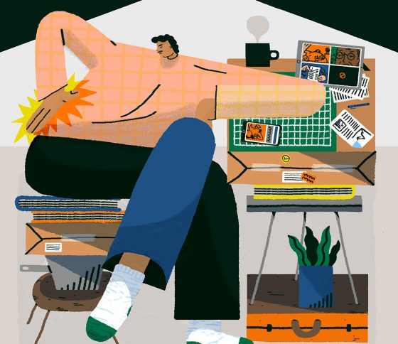 DRAWING ON OBSERVATION AND INTERACTIONS WITH ILLUSTRATOR, CHARLOTTE LEADLEY