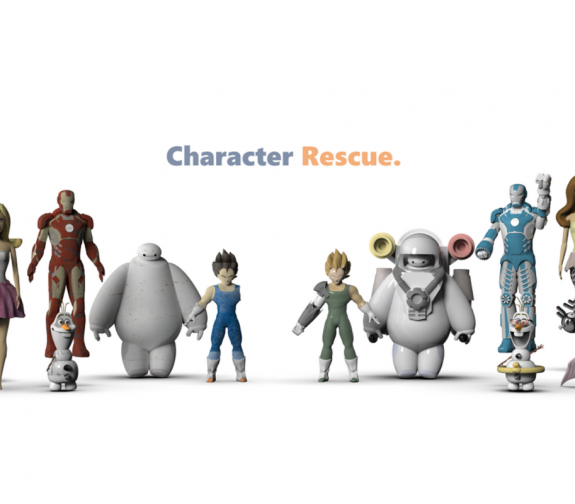 Character Rescue