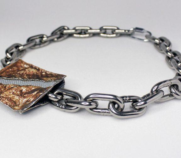 The Beauty in Breakdown - Necklace