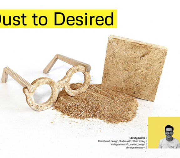 From Dust to Desired
