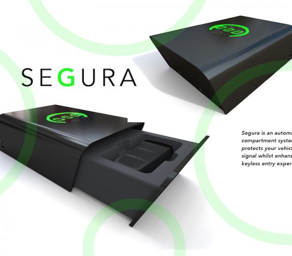 Segura - Keyless Car Theft Prevention