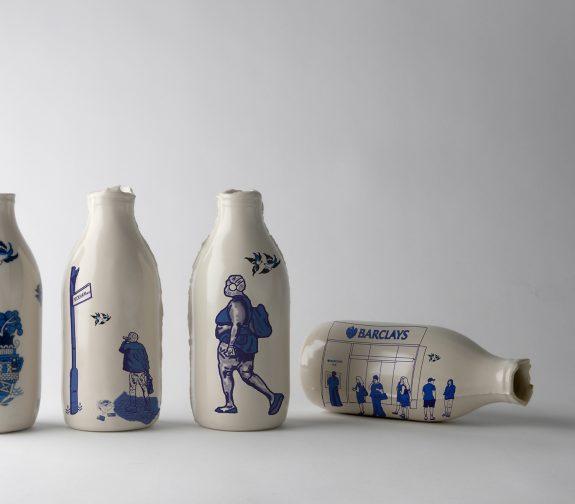 Illustrated Bottles