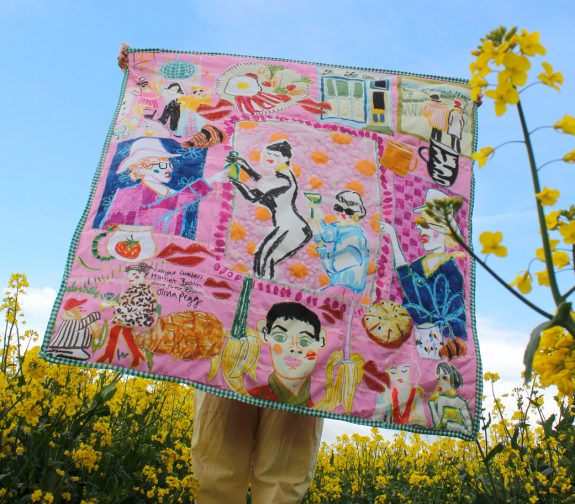 The indoor picnic - Blanket
