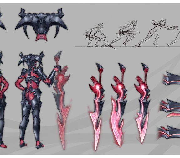 Darkin - Concept Sheet