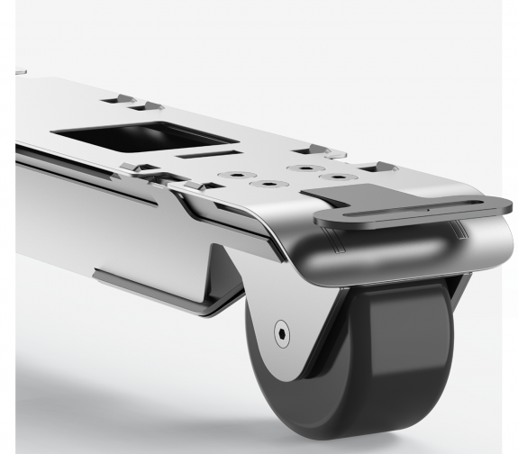 Sleekit Beastie - Compact Personal transport.