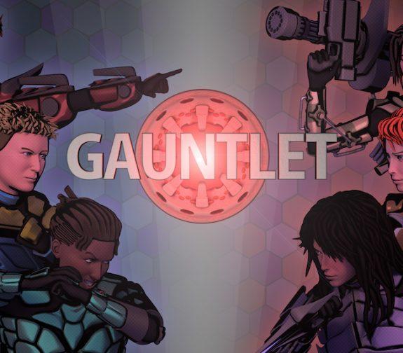 Gauntlet Promo Poster