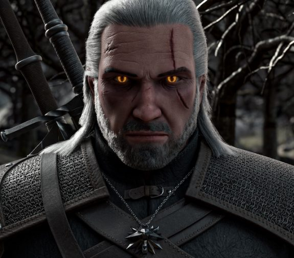 Gerald of Riva - Witcher Animation Still