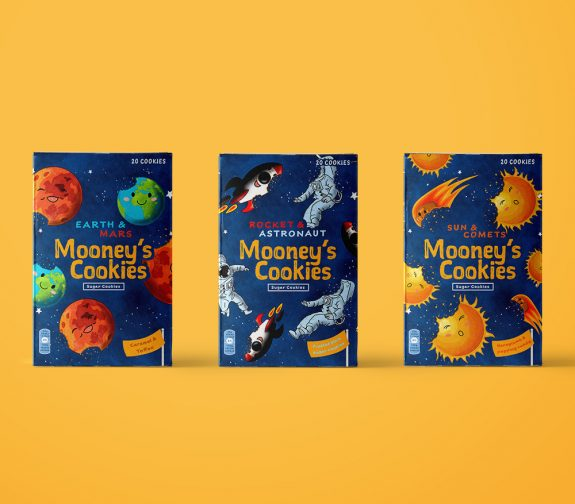 Mooney's Cookies