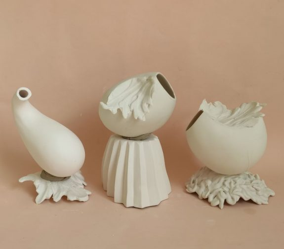 Assembled Porcelain Objects