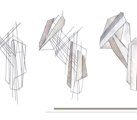 Brutalism - form development