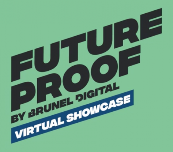 Brunel Digital Future Proof Virtual Degree Show