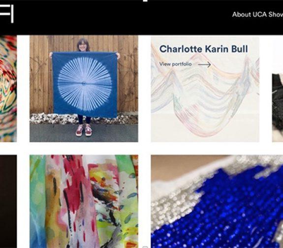 Our 2021 Online Graduate Showcase https://gradshows.uca.ac.uk/courses/textiles/