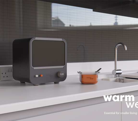 Warm Well - rethinking the microwave