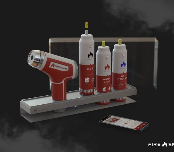 FireSmart - Educational Domestic Fire Extinguisher