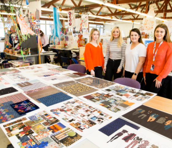 Surface Pattern Design and H&M come Full Circle at New Designers