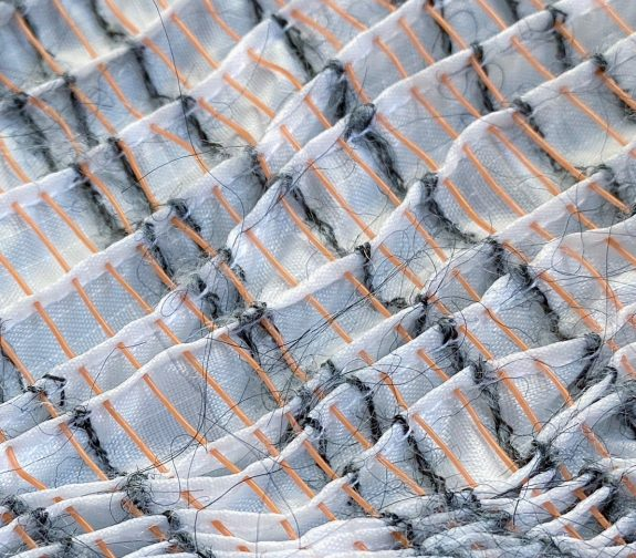 Embroidery - The Tactile Coast