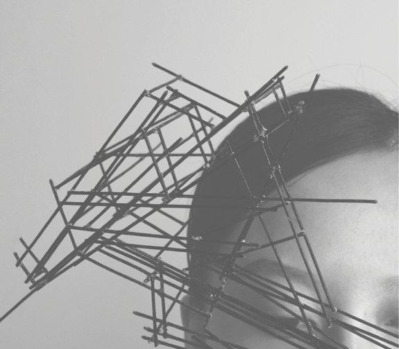 Brutalism - Headpiece