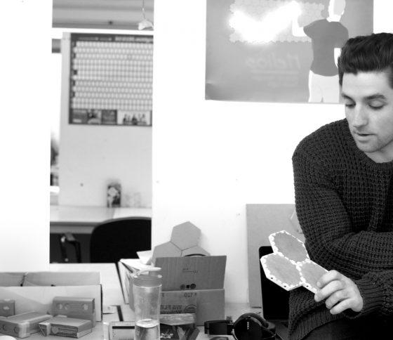 An Interview with New Designers Alumni James Vanderpant