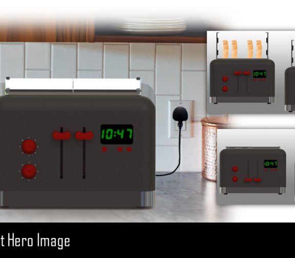 Toaster Design Project