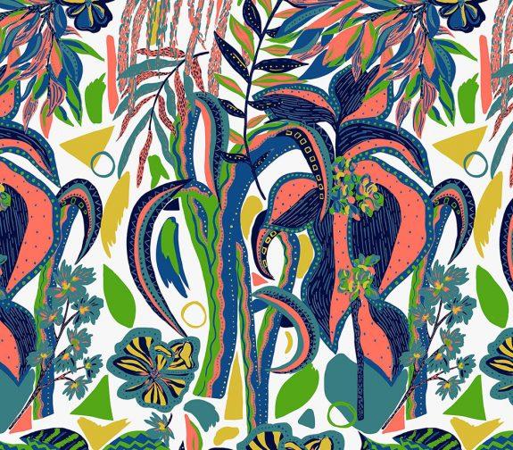 Intertwined Botanica