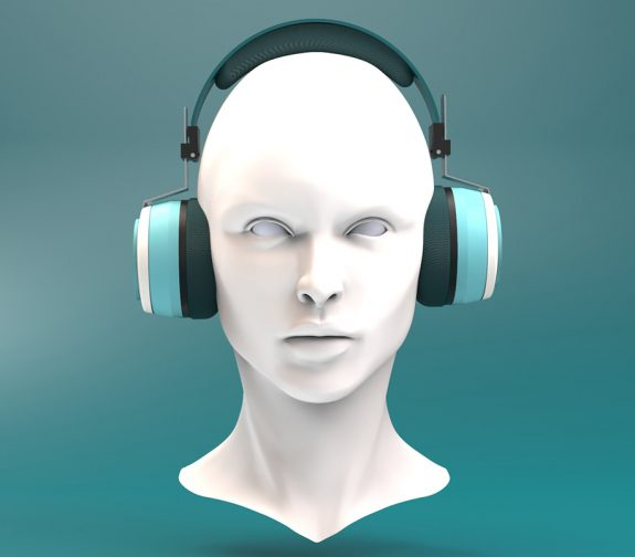 Intertune Headphones