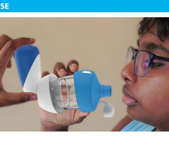 Asthma Inhaler for Children