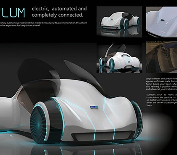 CYLUM, a Visionary Autonomous Experience