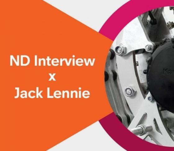 ND Interview x Jack Lennie